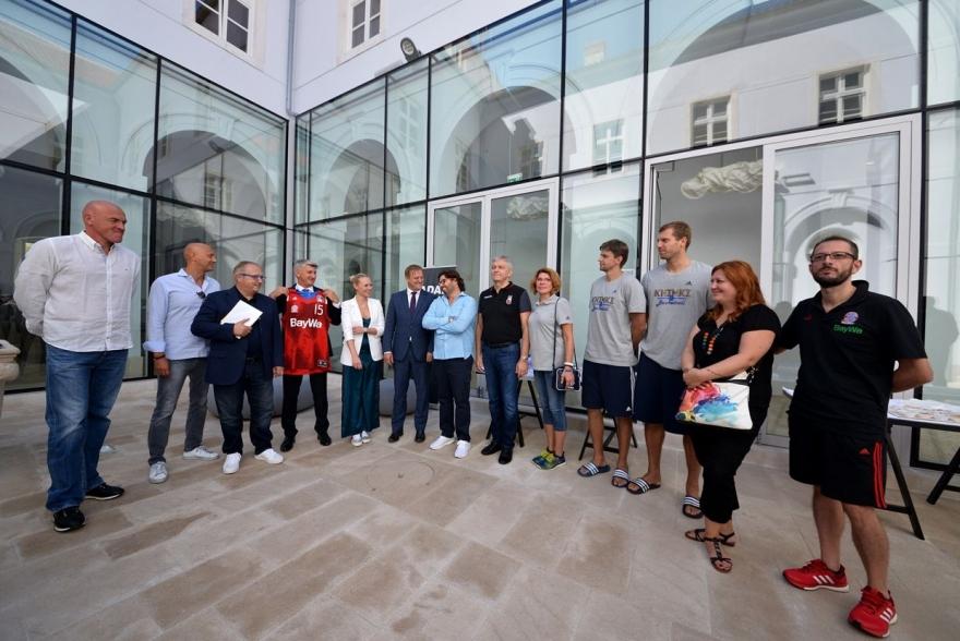 Župan pozdravio sudionike Zadar Basketball Tournamenta