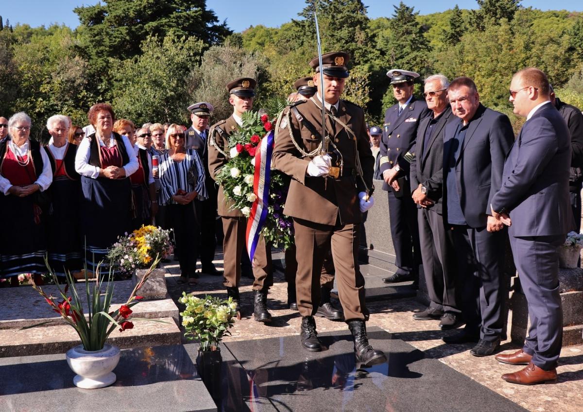 Obilježena 27. godišnjica osnutka Otočkog bataljuna