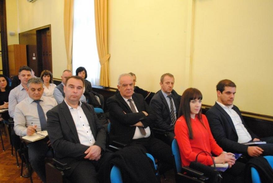 Održan sastanak o mogućnostima sufinanciranja projekata u sustavu gospodarenja otpadom