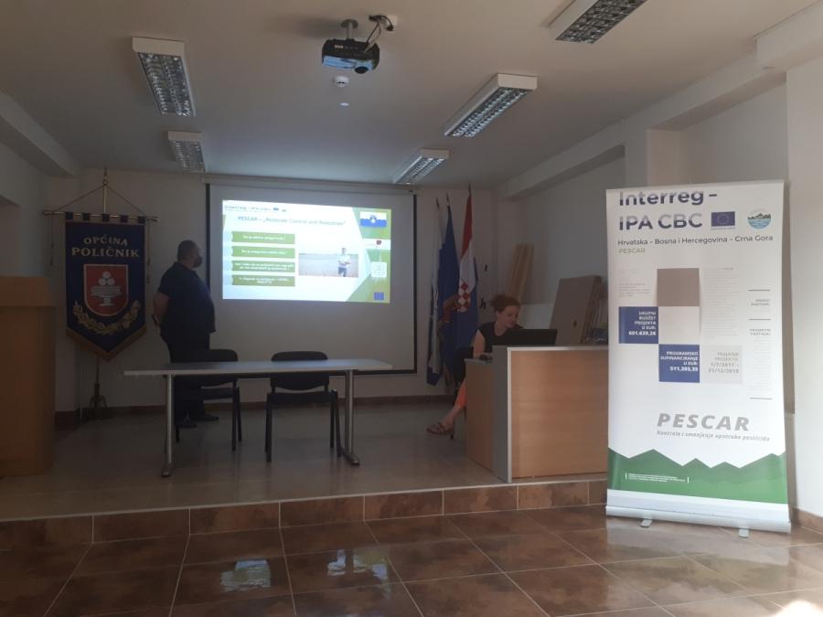 Održana 2. radionica u sklopu projekta PESCAR